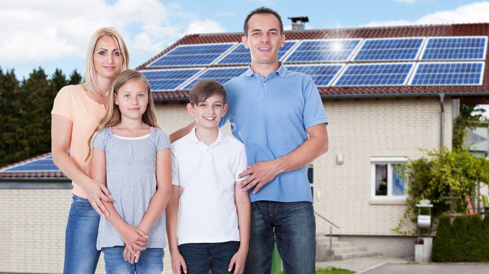Como Funciona a Conta de Luz em Casas com Energia Solar?